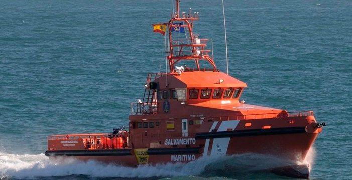 El robot submarino de Salvamento Marítimo no puede intervenir en la búsqueda de Anna y Tomás Gimeno