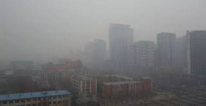 El confinamiento global calentó el planeta por la caída de aerosoles