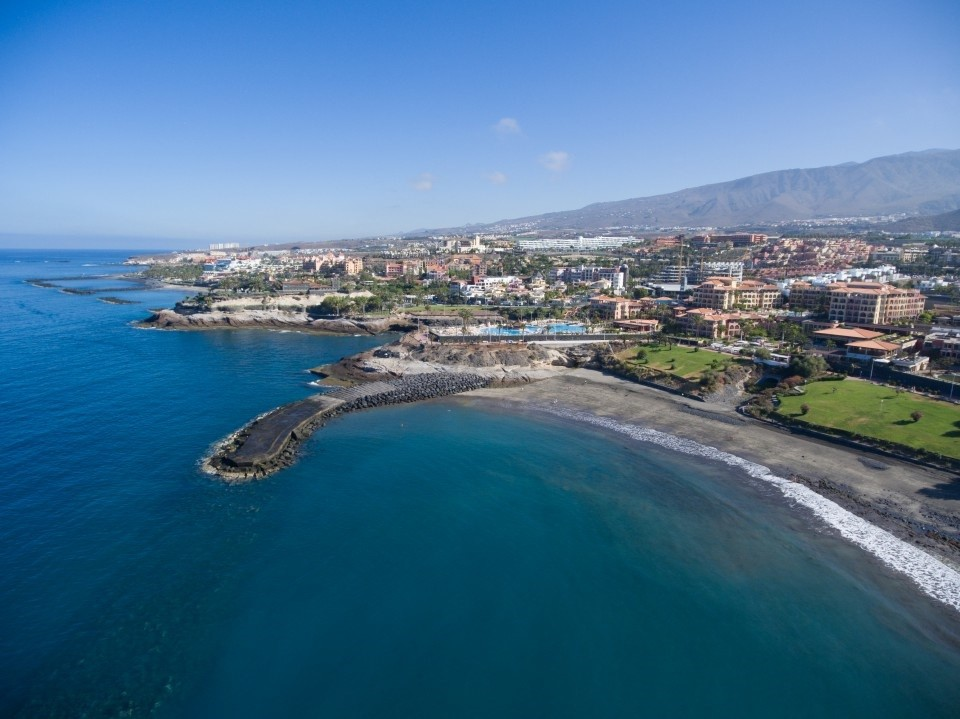 Playa de Fañabé. EP