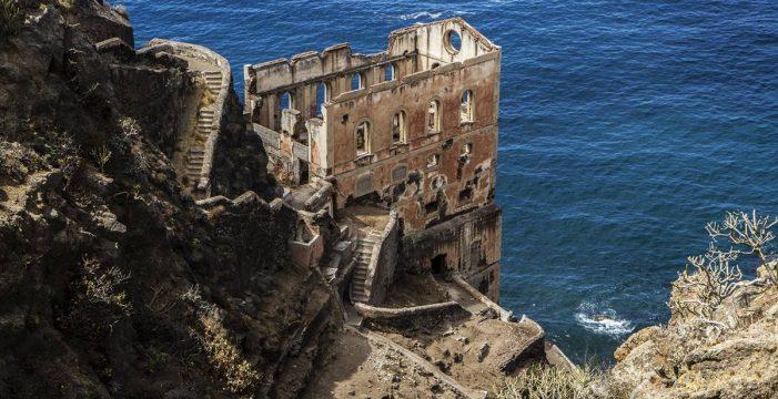 Eligen las ruinas de Gordejuela entre las más bellas del planeta