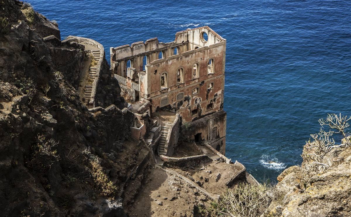 Las ruinas 'encantadoras' de Gordejuela