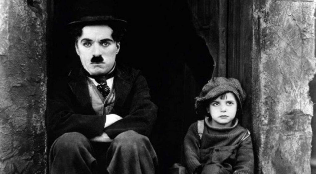 'El chico' fue una de las primeras aportaciones de Chaplin al séptimo arte.