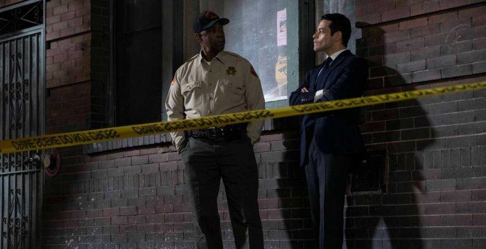 Denzel Washington anima la cartelera con el 'thriller' policíaco 'Pequeños detalles'