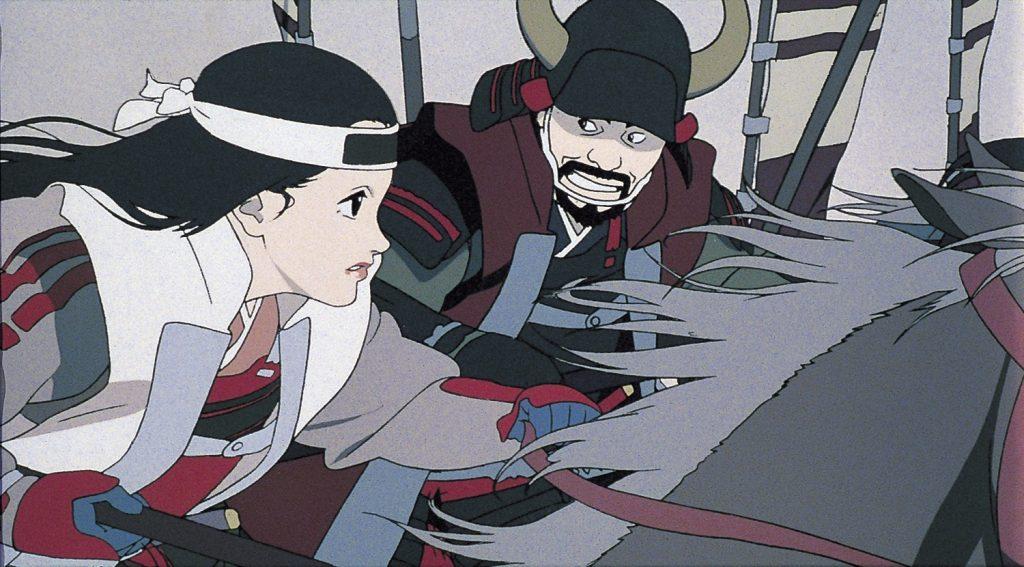 'Millennium actress', la obra maestra de Satoshi Kon, vuelve a la gran pantalla en calidad 4K.