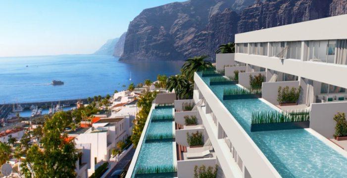 Dos nuevas promociones en Los Gigantes de apartamentos de lujo
