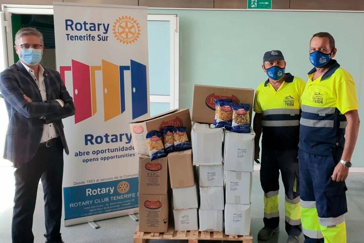 Rotary Tenerife Sur