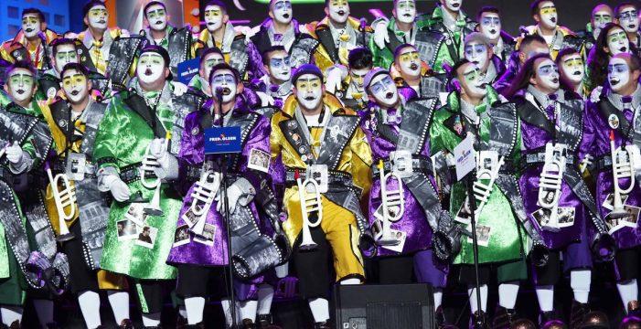 Los grupos del Carnaval podrán volver a sus locales de ensayo a primeros de noviembre