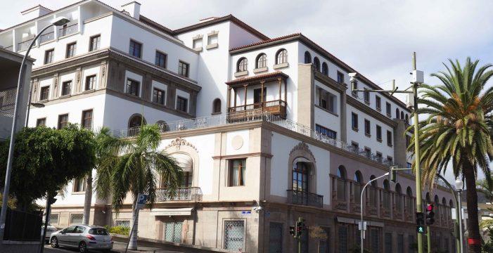 La redacción de los Planes Especiales de Los Hoteles y Antiguo Santa Cruz tendrá que salir de nuevo a licitación