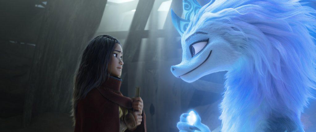 'Raya y el último dragón' llega a los cines arropada por excelentes críticas.