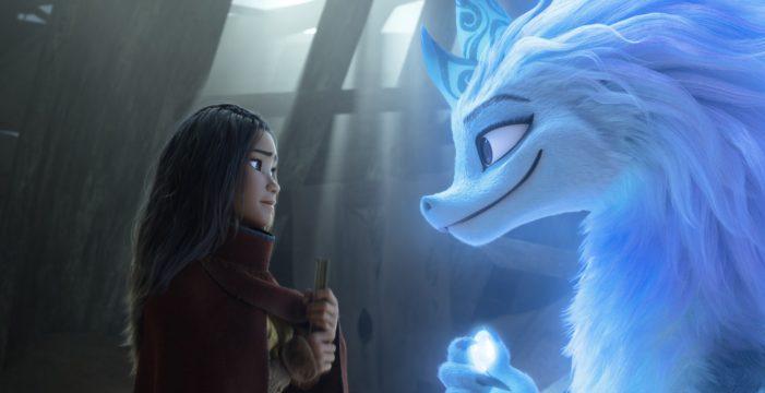 'Raya y el último dragón', primer gran estreno familiar del año