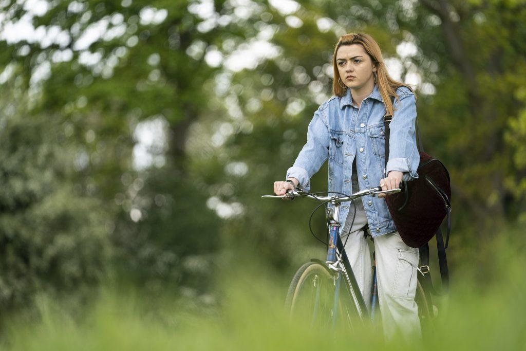 Maisie Williams protagoniza el tenso thriller psicológico 'The owners (Los propietarios)'.
