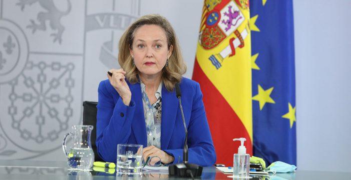 """Calviño pide a la patronal """"unidad"""" a la hora de revisar el SMI"""