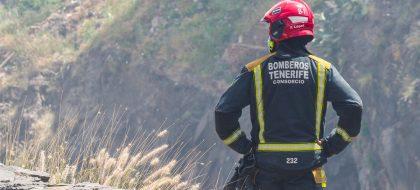 Dan por controlado el conato de incendio forestal declarado este miércoles en Tacoronte