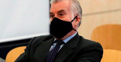 Bárcenas, condenado a dos años de prisión por pagar con fondos B la reforma de Génova