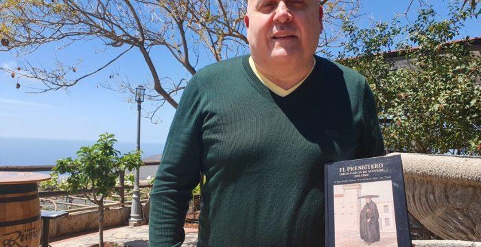 Nelson Díaz Frías relata el Adeje del siglo XVIII a través de un presbítero