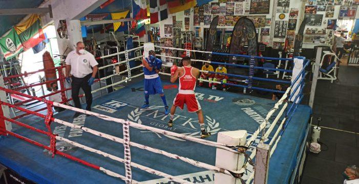 Así regresó el boxeo a Tenerife
