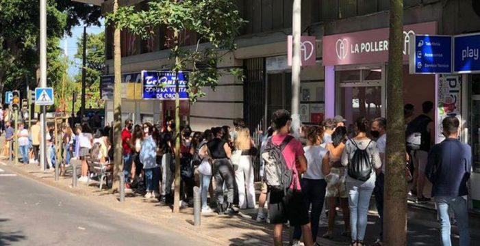 """Novelería en Santa Cruz por los gofres más atrevidos: """"Tenerife lo pedía a gritos"""""""