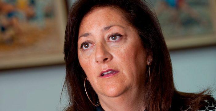 """Doris Borrego: """"La vivienda vacacional es hoy el sector más fiscalizado de este país"""""""