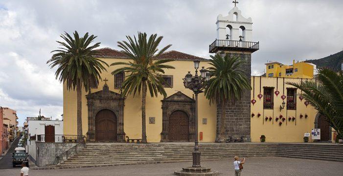Garachico vuelve a entrar en la lista de los pueblos más bonitos de España