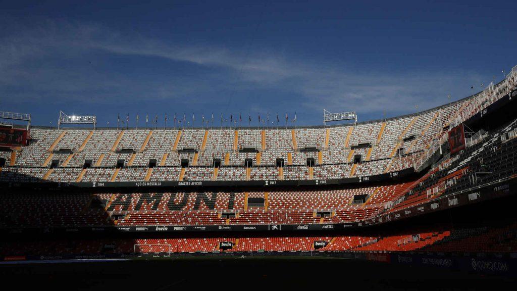 En Valencia y Baleares  podrán jugar ante aficionados desde la próxima jornada