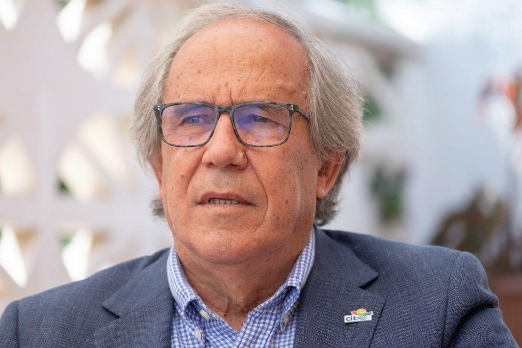 Juan José Hernández Melián, presidente del Centro de Iniciativas Turísticas (CIT) del Puerto de la Cruz