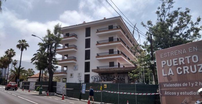 El antiguo hotel Internacional será convertido en un residencial