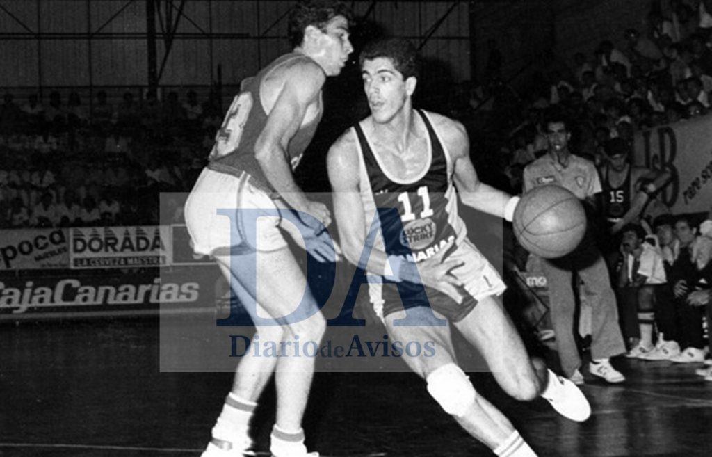 Juan Mendez hizo carrera, además, en Cáceres y Gran Canarias