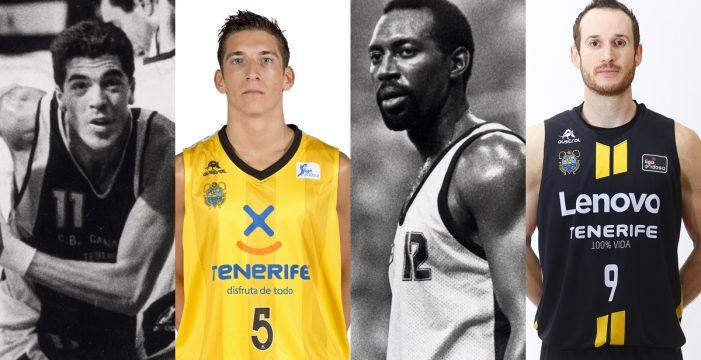 Los 10 mejores jugadores de la historia del CB Canarias