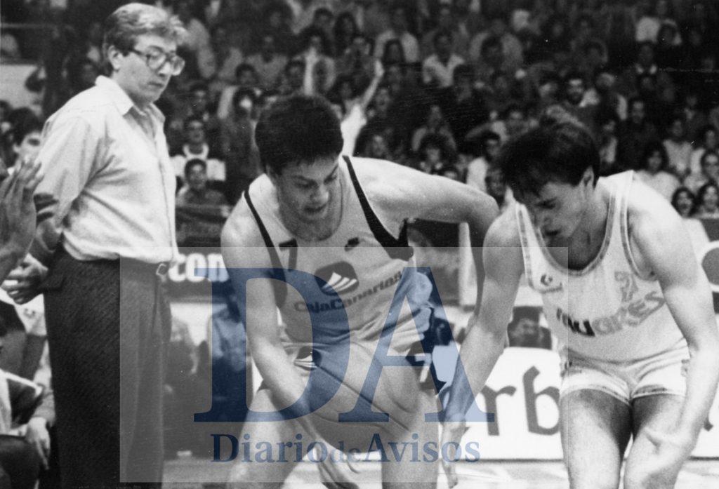 Carmelo Cabrera fue uno de los mejores jugadores de baloncesto que se han visto en la ACB