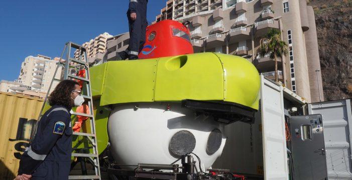 El submarino, pendiente de permisos para incorporarse a la búsqueda de Anna y Tomás