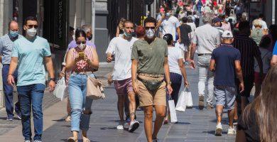 Casi 100 casos y un fallecido con COVID-19 este miércoles en Canarias