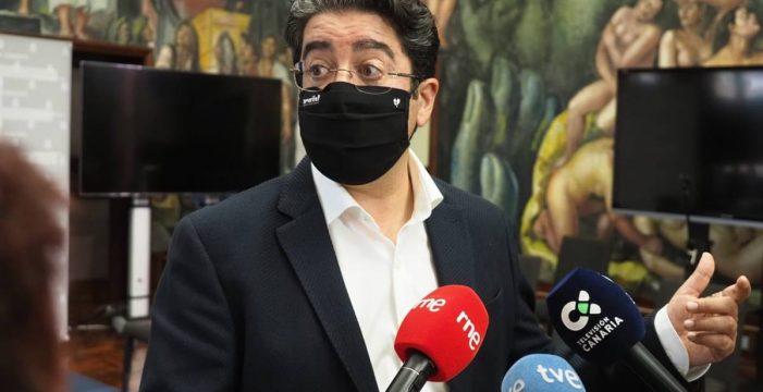 """Pedro Martín: """"Estamos en el peor momento de la pandemia; no pueden haber fiestas"""""""