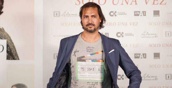 """Guillermo Ríos: """"Una película lleva mucho tiempo y esfuerzo, que para mí valen la pena si abordo un tema social"""""""