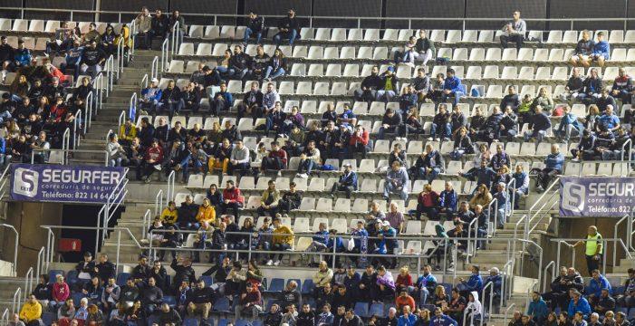 Los abonados del Tenerife que hayan renovado podrán acceder al Estadio