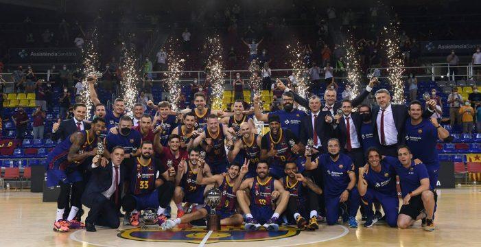 El Barcelona, un gran campeón
