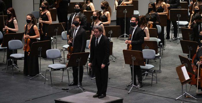 Gustavo Dudamel inaugura el Festival de Música de Canarias