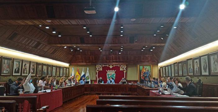 Apoyo unánime en el Puerto de la Cruz a los estudios nocturnos del IES Agustín de Betancourt