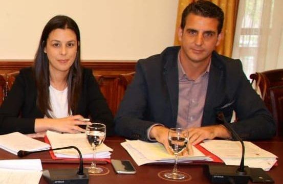 El PSOE desestima los recursos de Medina y Ramos y los expulsa