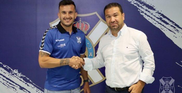 Elady Zorrilla, ex del Cartagena, quinto fichaje del CD Tenerife