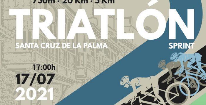 Entrevista a Rafael Matos tras el Triatlón de Santa Cruz de La Palma