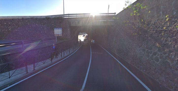La Laguna anuncia cierres de enlaces con la autopista del Norte