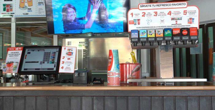 Coca-Colapone en marcha en España una tecnología de dispensación de bebidas