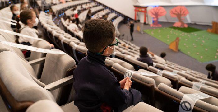 Las actividades educativas y sociales del Auditorio de Tenerife registran más de 3.500 participantes