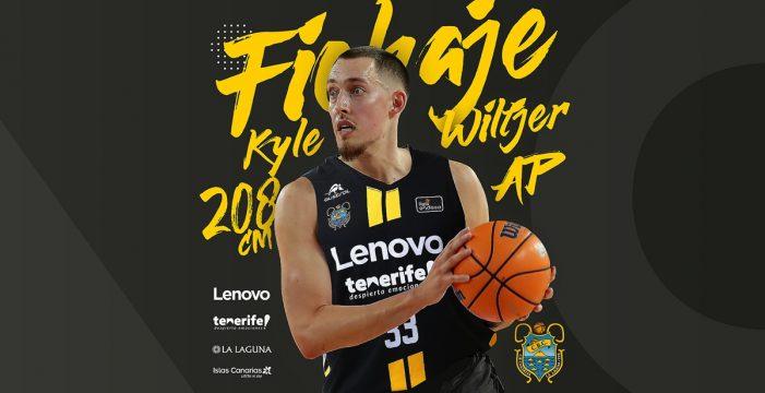 El Lenovo Tenerife ficha a Kyle Wiltjer