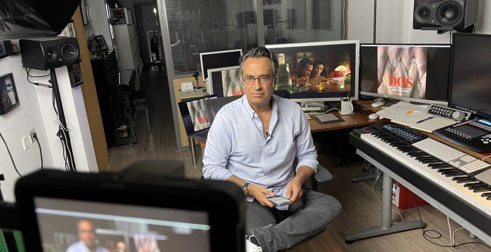 """Diego Navarro: """"El director de una película debe confiar en el compositor y en Mar Targarona hallé El Dorado"""""""