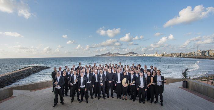 Barennie Moon sustituye a Karel Mark Chichon en el concierto de la OFGC en el Auditorio de Tenerife