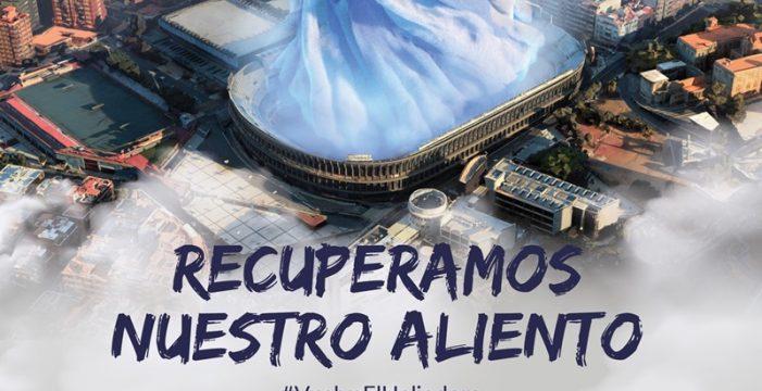El CD Tenerife quiere volver a recuperar el aliento de su afición