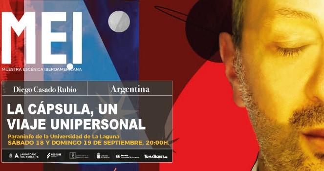 El Paraninfo programa el estreno mundial de la obra 'La cápsula'