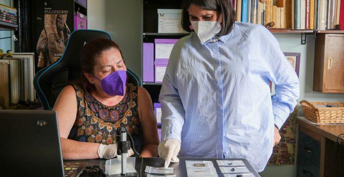 Una investigación inédita analiza los objetos arqueológicos canarios