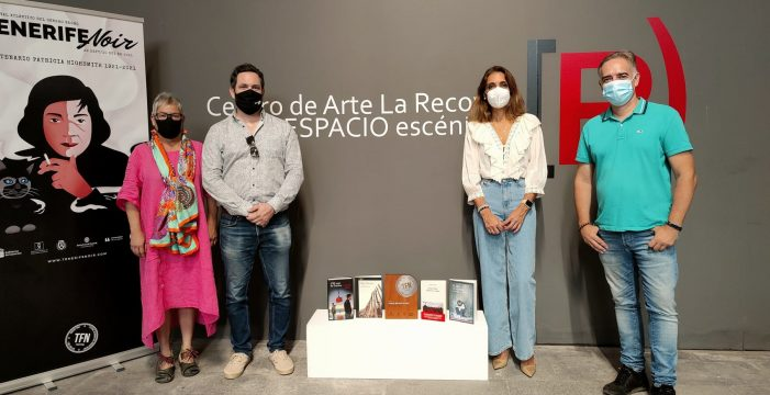 Tenerife Noir ya tiene finalistas para su premio de novela negra